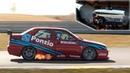 4WD Alfa Romeo 155 GTA Superturismo in action OnBoard!