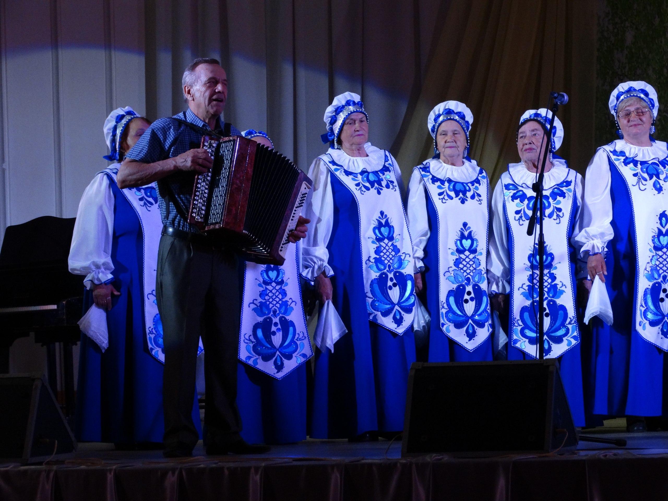 «Русские напевы»