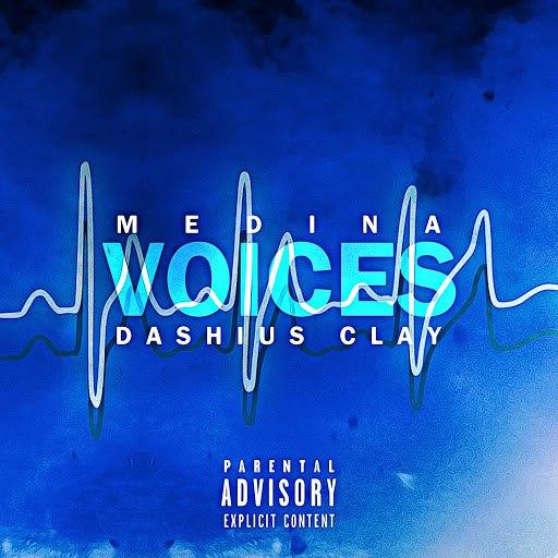 Medina альбом Voices (feat. Dashius Clay)