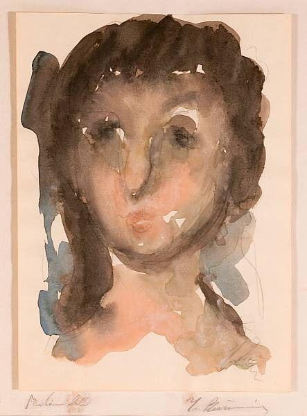 Георгиос БУЗЯНИС (8 ноября 1885, Афины - 1959) — греческий и немецкий художник.