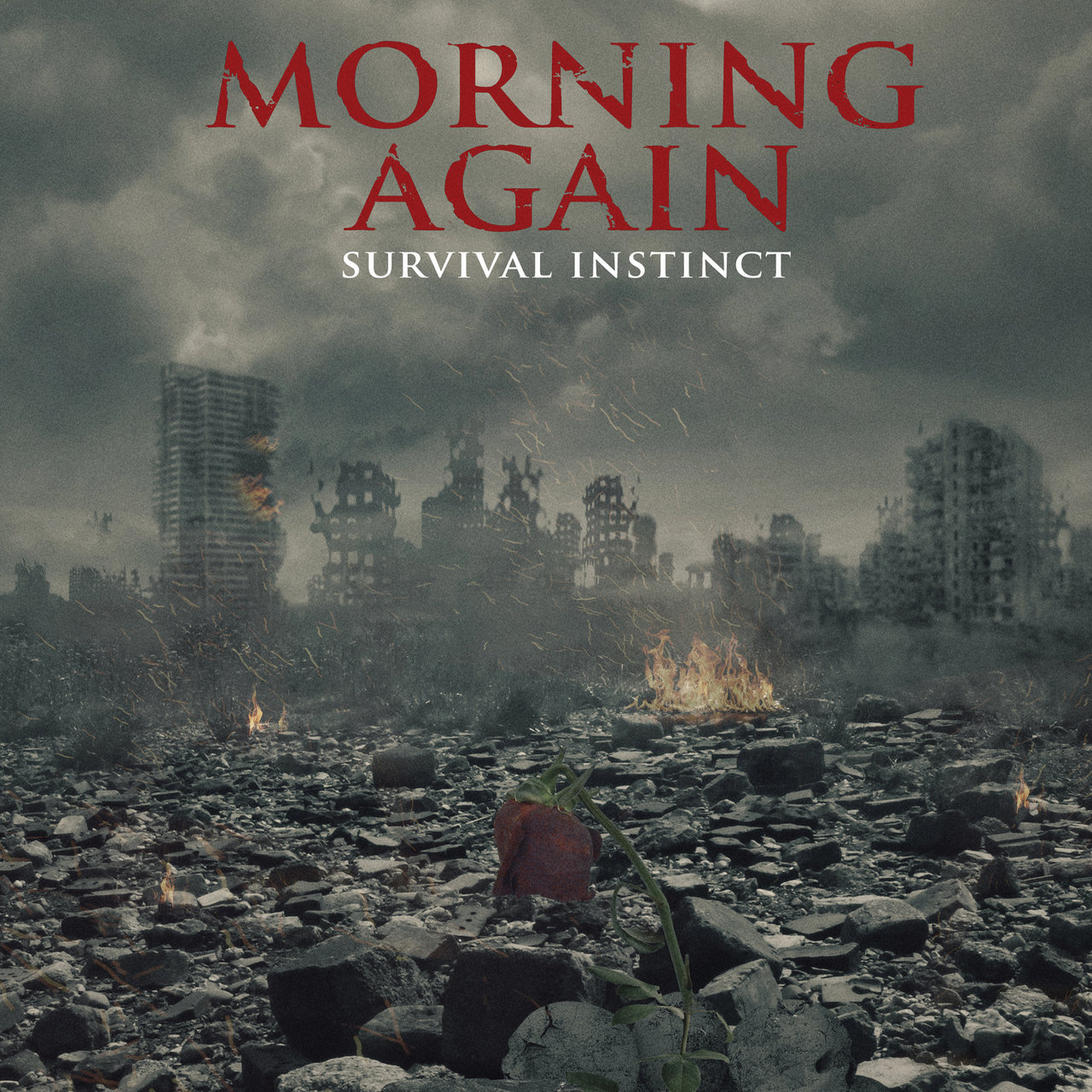Morning Again - Survival Instinct [EP] (2018)