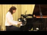 Роберт Шуман Арабески op.18 C-dur