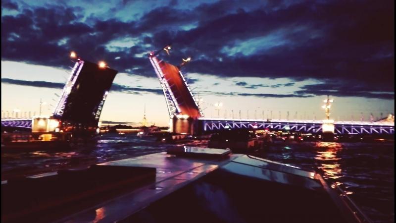 Москва-Питер 2к17