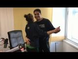 Лёня и Юля - Танцы вдвоем
