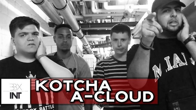 Kotcha x A-Cloud | Real Grime (D-Low, Frosty, Graycloud, A-Kam)