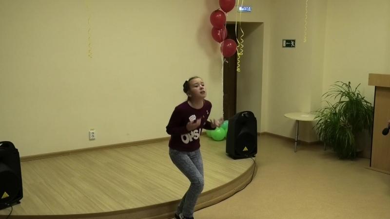 Конкурс Дети читают стихи. Подабулкина Ирина, 11 лет