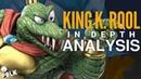 Smash Bros Ultimate K Rool In Depth Analysis Moveset Frame Data References