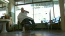 97 Year Old Barber