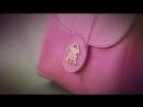 Процесс создания сумки итальянского бренда ALEF