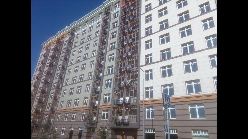 Отчёт с приёмки квартиры в ЖК «Рассказово» (6 корпус)