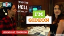 DC's Legends of Tomorrow Season 3 Episode 11 Zari meets Human Gideon (HD)