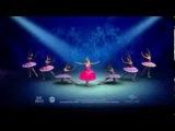 Мультик Барби  Балерина в розовых Пуантах