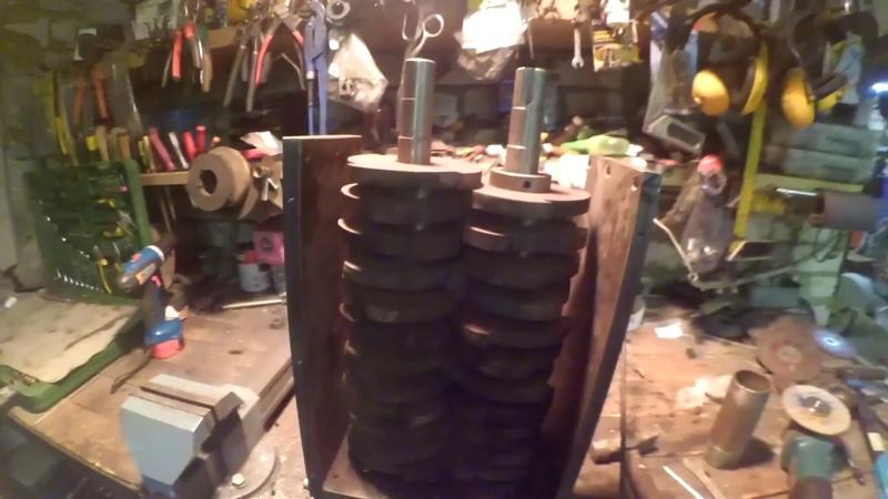дробилка ПЭТ тары ч.2 (не последняя) - pet crusher machine