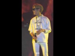 140823 TEENTOP World tour in Beijing - Like a G6 (L.joe Focus)