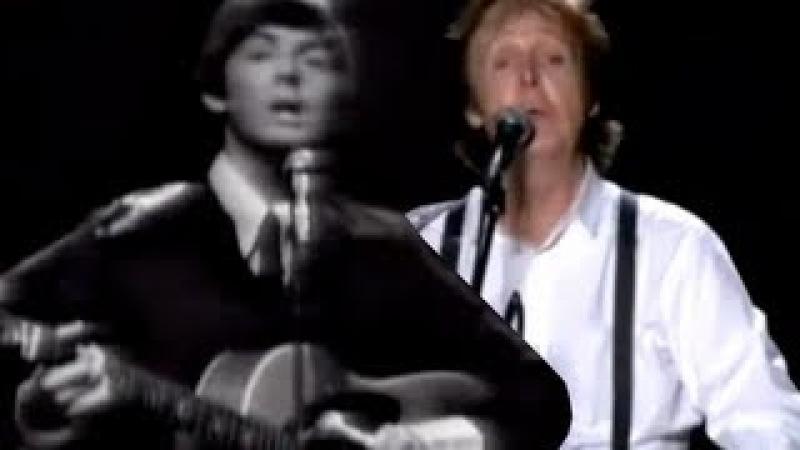 PAUL MCCARTNEY 1965-2011 COMPARISON (use headphones)