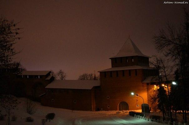 Ивановская башня кремля