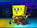 Spongebob sings We Will Rock You