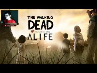 The Walking Dead. Клементина в надежных руках