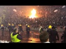 Partizan Beograd - Crvena Zvezda / Grobari burned Marakana 12 mins long video/ VI.