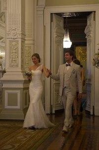 """Платье """"Одри"""" из коллекции Gabbiano."""