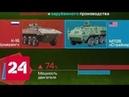 Армия в цифрах. Эффективность современного российского вооружения - Россия 24