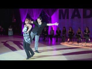 MADjam 2013 Champions J&J Maxence Martin & Deborah Szekely