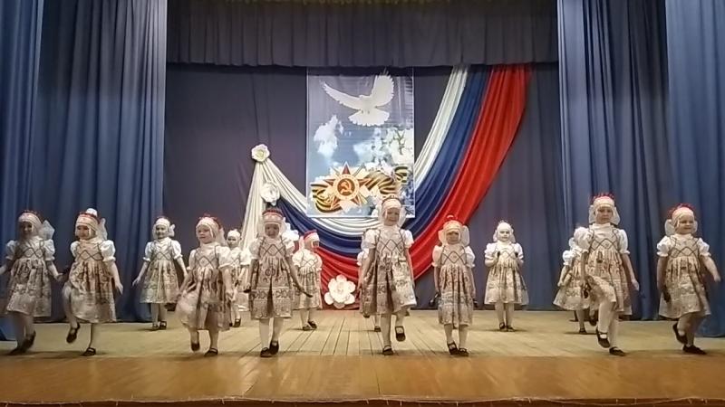 ТКОчаровашки танец Варенька