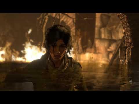 Rise of The Tomb Raider ➤ Прохождение ➤ Часть 12 ➤ Атлас