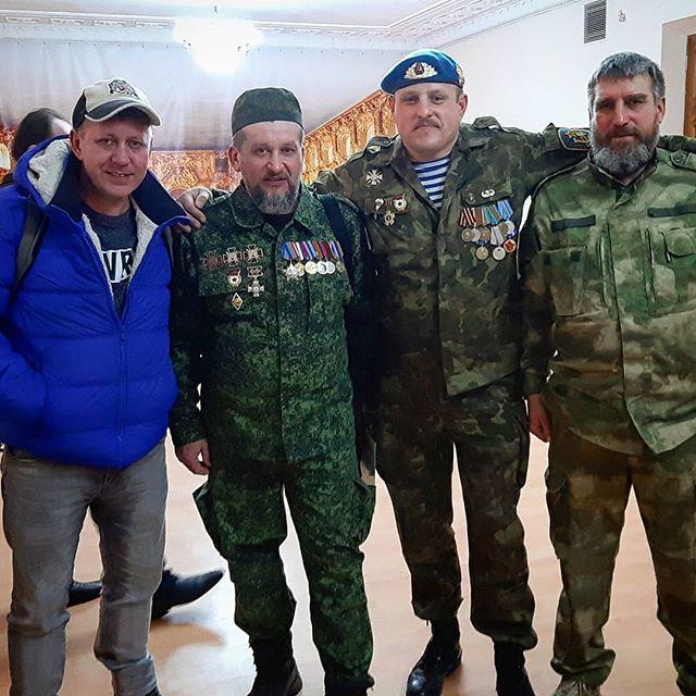 Бойцы батальона «Восток» Ходаковского готовы дать отпор ВСУ в Донбассе