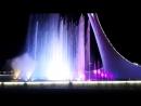 Олимпийский Парк в Сочи. 14.08.2018г. Шоу поющих танцующих фонтанов. Часть 9