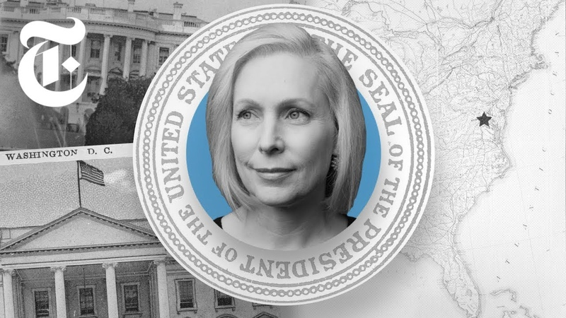 Who Is Kirsten Gillibrand   2020 Presidential Candidate   NYT News