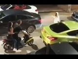SCOOTER CRASH AND FAILS, CRAZY MOPED DRIVING COMPILATION JANUARY 2019