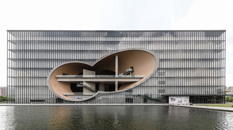 new images of tadao ando's poly grand theater in shanghai