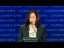 CA AG Kamala Harris 2014 CADEM Convention