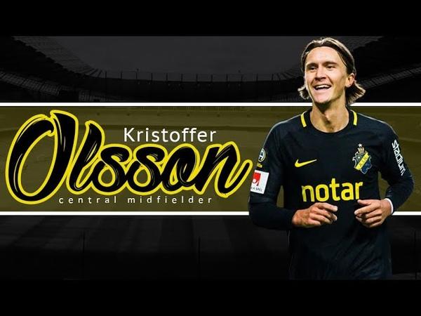 Kristoffer Olsson ● AIK Fotboll ● Central Midfielder ● AIK Fotboll Highlights