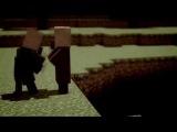 This is Sparta!!! Minecraft version