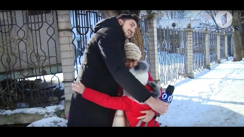 Обнимайтесь крепче. 21 января - международный день объятий! / Доброе утро, Приднестровье!