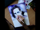 Marilyn Manson by @ania_spiny