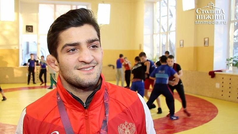 Нижегородец Садык Лалаев — бронзовый призер первенства Европы по греко-римской борьбе