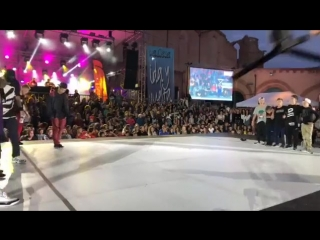 STILL CONTACT (BRASIL) vs BBOY WORLD KIDS (RUSSIA) \ Festival Ida Y Vuelta
