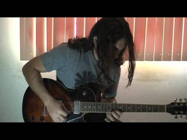 Careless Whisper - George Michael - Instrumental Guitar by WARLEYSON ALMEIDA