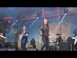 Рыцарский фестиваль Наш Грунвальд. Пир после битвы. Группа Эпидемия. Осколки прошлого.