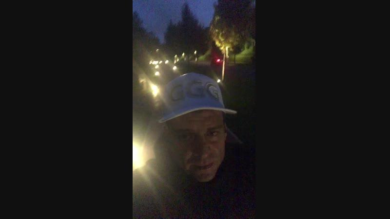 Сулейман в твиттере:  «GGG — моя мотивирующая кепка для сегодняшней прогулки».
