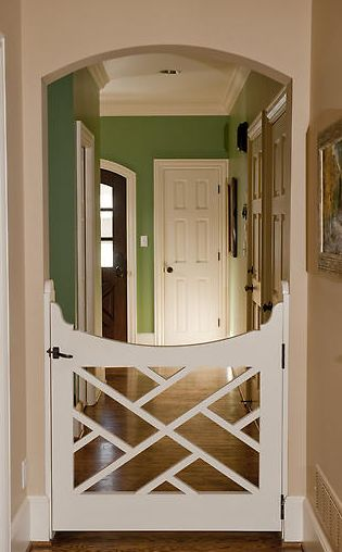 Best 25+ Dog gates ideas on Pinterest | Dog gate with door, Pet ...
