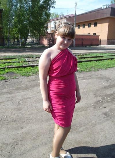 Анастасия Файзулина, 12 января , Москва, id201189459