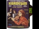 Kardeşim (1974) Hülya Koçyiğit_Orçun Sonat Türk Filmi