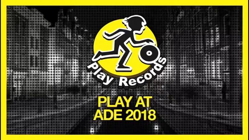Dj Oleg Skipper Syntheticsax. PLAY AT ADE 2018. Play Records.