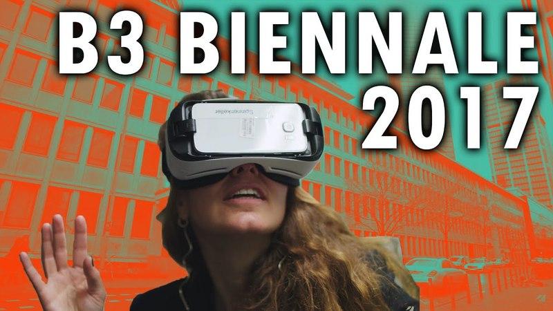 B3 Biennale der bewegten Bilder 2017 🎦 Filmproduktion Videoproduktion Frankfurt