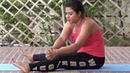 Chakki Chalanasana Mill Churning Pose Yoga for Abdomen Muscles Fit a Bit TV