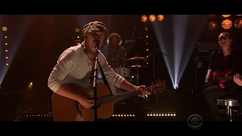 Foy Vance - Upbeat Feel Good (Live on the Late Late Show With James Corden)